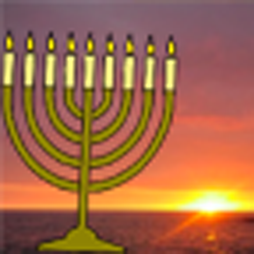 Hanukkah Sunrise Sunset Live Wallpaper for Android