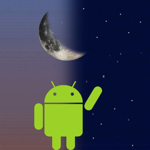 Sunrise Sunset Live Wallpaper with Moon Phases Android App
